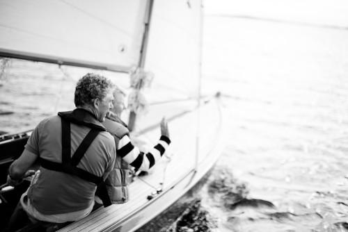 Fotografier ur vardagslivet åt Nordeas bildbank
