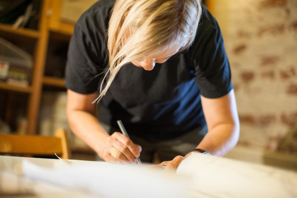 Dokumentär fotografering ur vardagslivet åt Nordeas bildbank