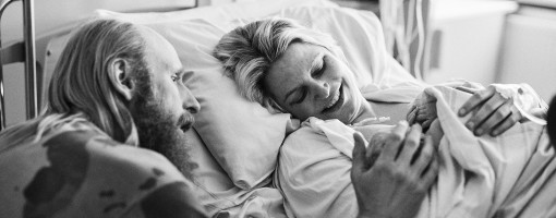 Paulina Westerlind är Sveriges Kommuner och Landstings fotograf i deras satsning på kvinnors hälsa inom förlossningsvården
