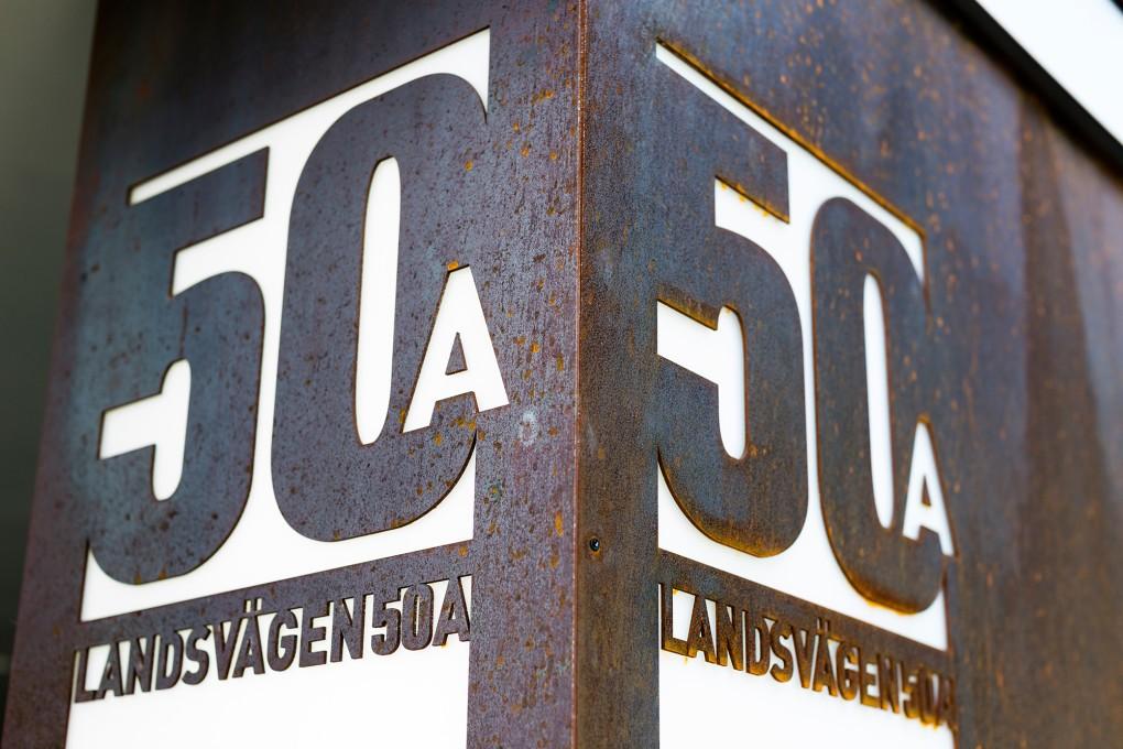 Fastighetsfotografering Landsvägen 50A Sundbyberg för AMF Fastigheter