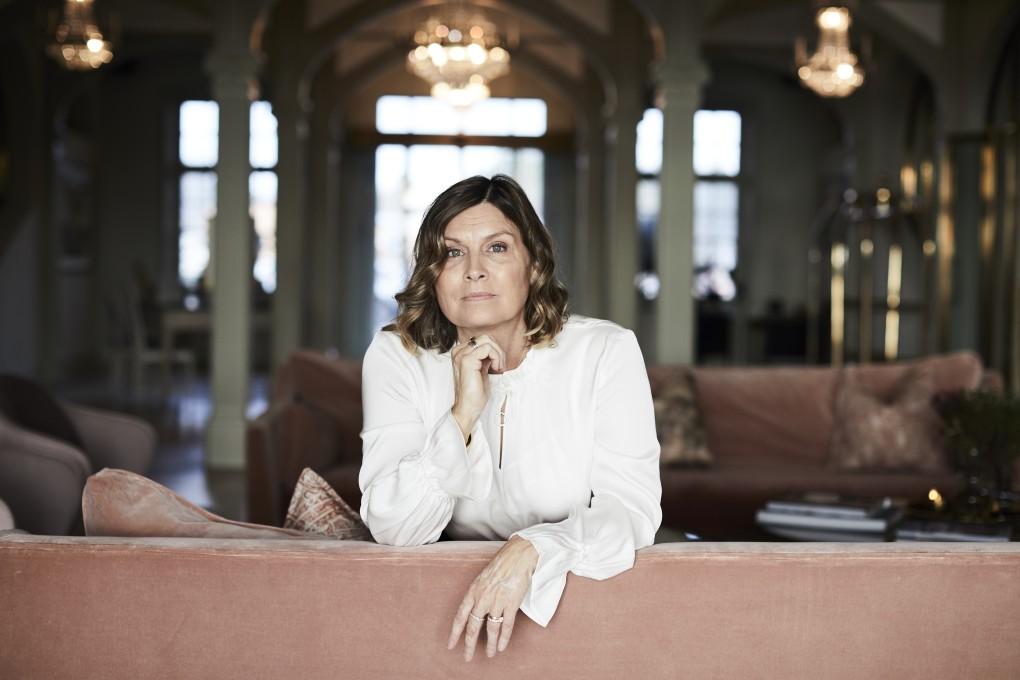 Företags porträtt av Katarina Romell VD Grand Hotel Saltsjöbaden